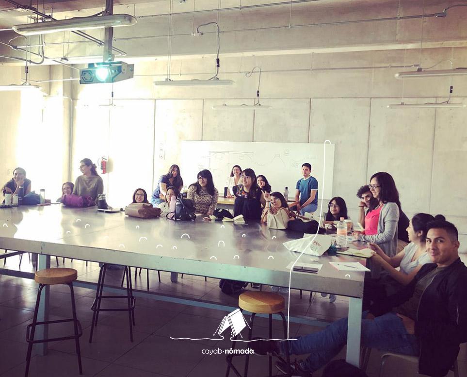 Cayab Nómada Centro de Estudios Creativos y Desarrollo del Arte